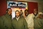 Lamman Rucker, Layon Gray, Demetrius Grosse & Derek Shaun star in Layon Gray's Black Angels Over Tuskegee - The Story of the Tuskegee Airman on February 7, 2010 and continuing. Check it out at www.theblackgents.com (Photo by Sue Coflin/Max Photos)
