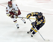 Brian Boyle, Ryan Sullivan - Boston College defeated Merrimack College 3-0 with Tim Filangieri's first two collegiate goals on November 26, 2005 at Kelley Rink/Conte Forum in Chestnut Hill, MA.