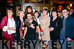 Pictured at the Beru reunion on Saturday night last held at the Brogue Inn, Tralee were l-r: Mary Roche Margaret Hartmann, Mary Quinlivan, Serten Ozdemir, Jane Costello, Breda O'Connor, Julie Neenan Sean Delacey.