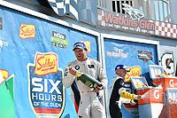 IMSA WeatherTech SportsCar Championship<br /> Sahlen's Six Hours of the Glen<br /> Watkins Glen International, Watkins Glen, NY USA<br /> Sunday 2 July 2017<br /> 25, BMW, BMW M6, GTLM, Bill Auberlen, Alexander Sims<br /> World Copyright: Richard Dole/LAT Images<br /> ref: Digital Image RD_WGI_17_582