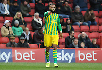 Kyle Bartley of West Bromwich Albion during Charlton Athletic vs West Bromwich Albion, Sky Bet EFL Championship Football at The Valley on 11th January 2020