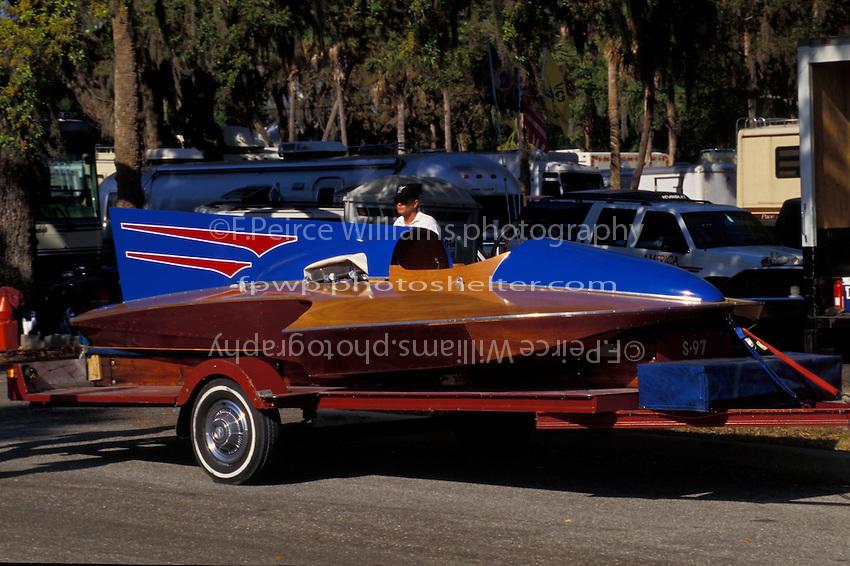 "E-78 ""Double Eagle II"" (1994 replica, 1957 Sooy 280 class cabover hydroplane)"
