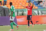 Atletico Nacional empato 2x2 con Independiente Medellin en el clasico de la montana en la liga  postobon torneo finalizacion del futbol Colombiano