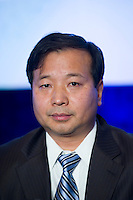 ZONG Liang, Deputy General Manager, Strategic Development Department., Bank of China at Shanghai / Paris Europlace Financial Forum, in Shanghai, China, on December 1, 2010. Photo by Lucas Schifres/Pictobank