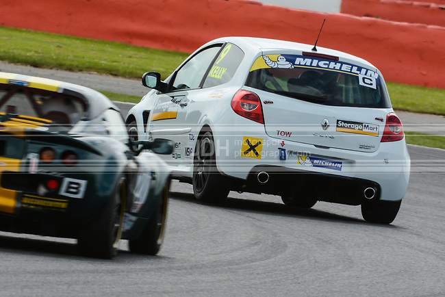Steven Kelly - Storage Mart Racing Renault Clio RS 200