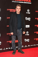 "Alberto San Juan attends ""La Ignorancia de la Sangre"" Premiere at Capitol Cinema in Madrid, Spain. November 13, 2014. (ALTERPHOTOS/Carlos Dafonte) /NortePhoto nortephoto@gmail.com"