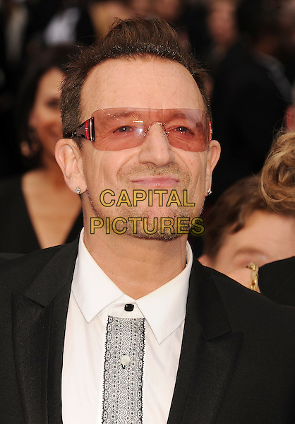 HOLLYWOOD, CA- MARCH 02: Musician Bono; U2 attends the 86th Annual Academy Awards held at Hollywood &amp; Highland Center on March 2, 2014 in Hollywood, California.<br /> CAP/ROT/TM<br /> &copy;Tony Michaels/Roth Stock/Capital Pictures
