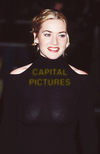KATE WINSLET ..Evening Standard Film Awards at the Savoy Hotel ..Ref: 11891..shoulders, headshot, portrait..www.capitalpictures.com..sales@capitalpictures.com..©Capital Pictures..