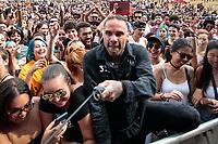SAO PAULO, SP 05.04.2019: LOLLAPALOOZA-SP - Show com The Fever 333. Lollapalooza Brasil 2019, que acontece de 05 a 07 de abril no Autodromo de Interlagos, zona sul da capital paulista. (Foto: Ale Frata/Codigo19)