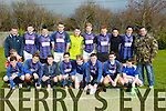 Inter Kenmare at the Tucker Kelly U16 Cup in Cahermoneen on Saturday