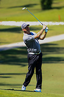 Lee Westwood (ENG) in action on the 6th during Round 3 of the Maybank Championship at the Saujana Golf and Country Club in Kuala Lumpur on Saturday 3rd February 2018.<br /> Picture:  Thos Caffrey / www.golffile.ie<br /> <br /> All photo usage must carry mandatory copyright credit (© Golffile | Thos Caffrey)