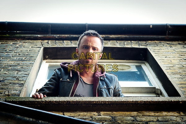 Aaron Paul<br /> in A Long Way Down (2014) <br /> *Filmstill - Editorial Use Only*<br /> CAP/NFS<br /> Image supplied by Capital Pictures