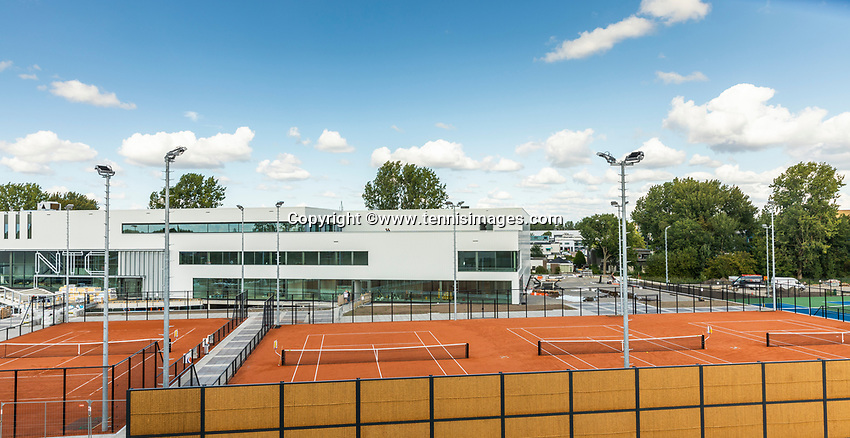 Hilversum, The Netherlands,  August 23, 2019,  Tulip Tennis Center, NSK, <br /> Photo: Tennisimages/Henk Koster