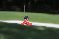 Patrick Reed (USA) on the 2nd fairway during the 2nd round of the WGC HSBC Champions, Sheshan Golf Club, Shanghai, China. 01/11/2019.<br /> Picture Fran Caffrey / Golffile.ie<br /> <br /> All photo usage must carry mandatory copyright credit (© Golffile   Fran Caffrey)