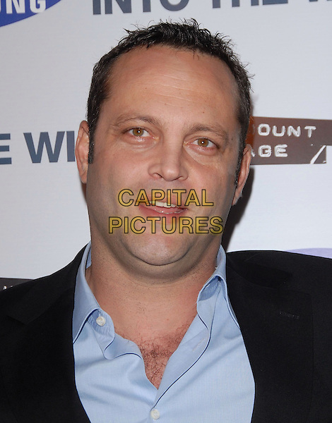 "VINCE VAUGHN.The L.A. Premiere of ""Into the Wild"" held at The DGA in West Hollywood, California, USA..September 18th, 2007.headshot portrait .CAP/DVS.©Debbie VanStory/Capital Pictures"