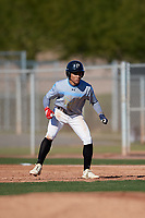 Jonathan Rosa during the Under Armour All-America Tournament powered by Baseball Factory on January 18, 2020 at Sloan Park in Mesa, Arizona.  (Mike Janes/Four Seam Images)