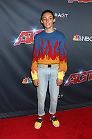 """LOS ANGELES - SEP 3:  Benicio Bryant at the """"America's Got Talent"""" Season 14 Live Show Red Carpet at the Dolby Theater on September 3, 2019 in Los Angeles, CA"""