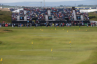 Driving range  during a practice round ahead of the 148th Open Championship, Royal Portrush Golf Club, Portrush, Antrim, Northern Ireland. 16/07/2019.<br /> Picture David Lloyd / Golffile.ie<br /> <br /> All photo usage must carry mandatory copyright credit (© Golffile | David Lloyd)