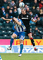20/11/2010   Copyright  Pic : James Stewart.sct_jsp047_kilmarnock_v_rangers  .:: DAVID WEIR GETS ABOVE ALEXEI EREMENKO ::.James Stewart Photography 19 Carronlea Drive, Falkirk. FK2 8DN      Vat Reg No. 607 6932 25.Telephone      : +44 (0)1324 570291 .Mobile              : +44 (0)7721 416997.E-mail  :  jim@jspa.co.uk.If you require further information then contact Jim Stewart on any of the numbers above.........