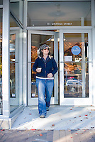 Phoebe Lawless at Scratch Bakery in Durham, NC.