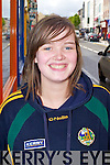 Eimear Lynch, Kilflynn.I thing The GAA museum should be in Tralee because its the GAA Headquarters and it would bring much needed tourism to the town.