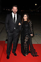 Nick Knowles &amp; Pascal Craymer at the Childline Ball 2017 at the Old Billingsgate, London, UK. <br /> 28 September  2017<br /> Picture: Steve Vas/Featureflash/SilverHub 0208 004 5359 sales@silverhubmedia.com