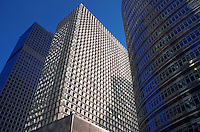 Mid-town Manhattan, east side, office buildings