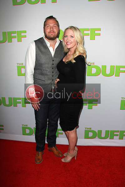 Dominic Lewis<br /> at &quot;The Duff&quot; Los Angeles Premiere, Chinese 6, Hollywood, CA 02-12-15<br /> David Edwards/DailyCeleb.com 818-249-4998