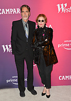 LOS ANGELES, CA. February 19, 2019: Judianna Makovsky & Rand Sagers at the 2019 Costume Designers Guild Awards at the Beverly Hilton Hotel.<br /> Picture: Paul Smith/Featureflash