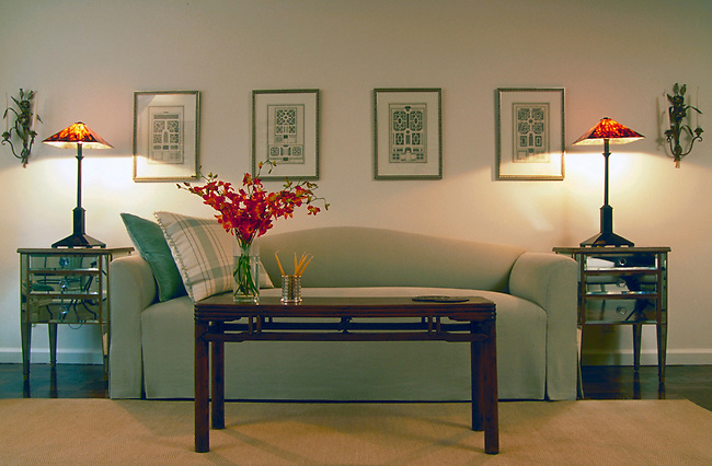 Sofa, Residence, New York City