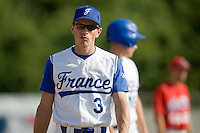 BASEBALL - GREEN ROLLER PARK - PRAGUE (CZECH REPUBLIC) - 24/06/2008 - PHOTO: CHRISTOPHE ELISE.FABIEN PROUST (TEAM FRANCE)