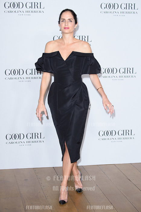 Carolina Herrera at the launch party for Carolina Herrera's &quot;Good Girl&quot; fragrance, London, UK. <br /> 25 January  2018<br /> Picture: Steve Vas/Featureflash/SilverHub 0208 004 5359 sales@silverhubmedia.com