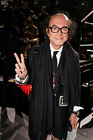 GQ Japan Editor-in-chief Masafumi Suzuki in the front row<br /> <br /> Dior Homme show, Front Row, Pre Fall 2019, Tokyo, Japan - 30 Nov 2018<br /> CAP/SAT<br /> &copy;Satomi Kokubun/Capital Pictures