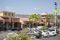 Neighborhood Retail Center at Route 66 Promenade in Glendora