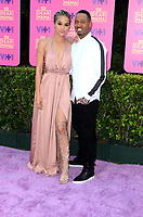 LOS ANGELES - MAY 6:  Jasmine Sanders, Terrence J at the VH1`s 2nd Annual Dear Mama: An Event To Honor Moms on the Huntington Library on May 6, 2017 in Pasadena, CA