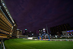 Happy Valley, Hong Kong - December 4: Scenes before the first race at Happy Valley Racecourse in Hong Kong. Michael McInally/Eclipse Sportswire/CSM