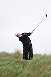 Day one of the Irish PGA championship at Seapoint Golf Club, Damien McGrane on the 10th...Picture Jenny Matthews/Newsfile.ie