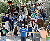 Space Race before The DTHA Governors Day Stakes at Delaware Park on 10/20/12