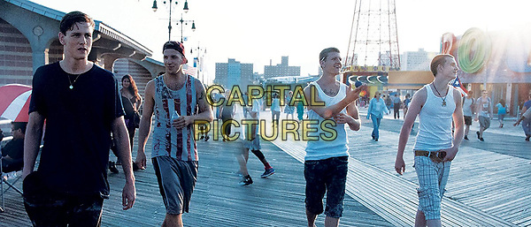 Beach Rats (2017) <br /> HARRIS DICKINSON <br /> *Filmstill - Editorial Use Only*<br /> CAP/FB<br /> Image supplied by Capital Pictures
