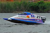 Carlos Mendana, (#27) (SST-45 class)
