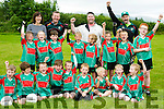 Bale Gaa. U6 at the John Mitchels GAA  Juvenile tournament on Saturday