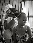 Havana, Cuba: On the ferry to Regla neighborhood