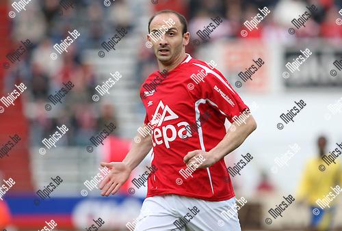 2007-10-21 / Voetbal/ R. Antwerp FC - SK Beveren / Darko Pivaljevic