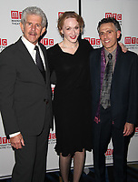 ***Jan Maxwell has passed away at the age of 61 after a long battle with cancer***<br /> ***FILE PHOTO*** Tony Roberts, Jan Maxwell, David Greenspan<br /> attending Planet Hollywood Opening Night After Party for the Manhattan Theatre Club's Production of &quot;The Royal Family&quot;  in New York City. October 8, 2009 <br /> CAP/MPI/WAL<br /> &copy;WAL/MPI/Capital Pictures