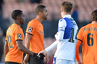 At the Final Whistle Applause Fan's during Barnet vs Bristol Rovers, Emirates FA Cup Football at the Hive Stadium on 11th November 2018