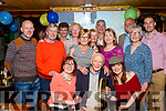 90 years young<br /> ---------------------<br /> Frank Maunsell, seated, celebrated his 90th birthday last Saturday night in O'Connor's bar, Cloghane surrounded by his family, friends and neighbours when music and song and delicious food was all part of a long night of fun.