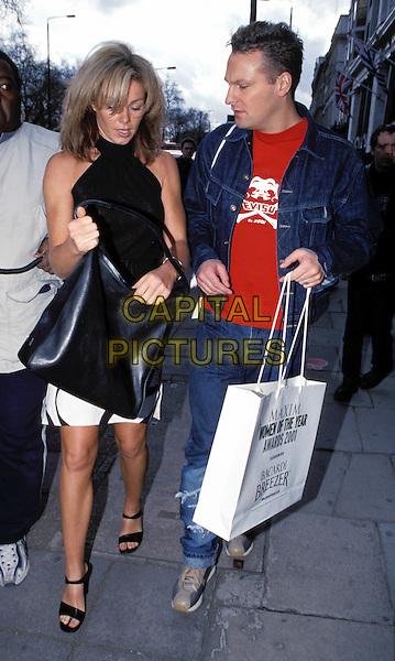NELL MCANDREW & BOYFRIEND (?).Ref: 10776.sales@capitalpictures.com.www.capitalpictures.com.©Capital Pictures
