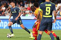 Matias Vecino Inter<br /> Benevento 01-10-2017  Stadio Ciro Vigorito<br /> Football Campionato Serie A 2017/2018. <br /> Benevento - Inter<br /> Foto Cesare Purini / Insidefoto