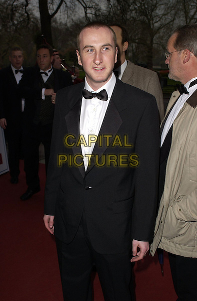 ANDREW WHYMENT.At the Professional Footballers' Association Awards (PFA), Grosvenor House, Park Lane, LOndon, England, .April 23rd 2006..Half length suit bow tie.Ref: CAN.www.capitalpictures.com.sales@capitalpictures.com.©Can Nguyen/Capital Pictures