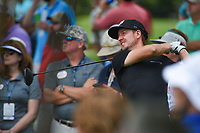 Jonas Blixt (SWE) watches his tee shot on 3 during round 4 of the 2019 Charles Schwab Challenge, Colonial Country Club, Ft. Worth, Texas,  USA. 5/26/2019.<br /> Picture: Golffile | Ken Murray<br /> <br /> All photo usage must carry mandatory copyright credit (© Golffile | Ken Murray)